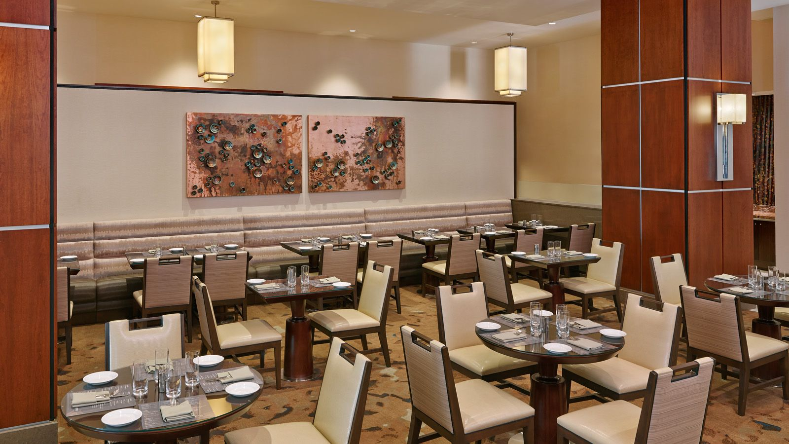 Arlington Restaurants - Nutrio Restaurant at The Westin Crystal City