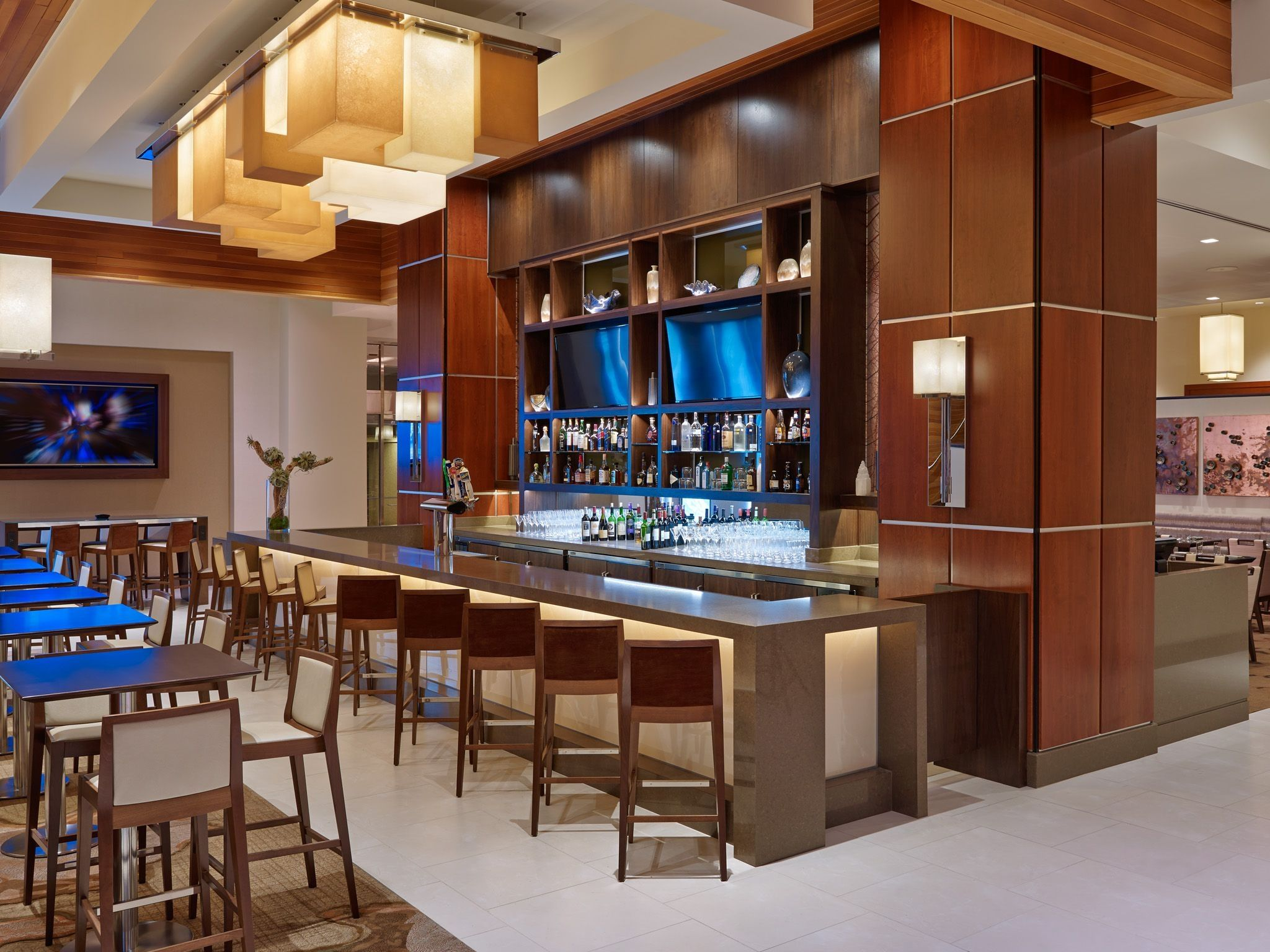 Arlington Restaurant - Nutrio Bar at The Westin Crystal City